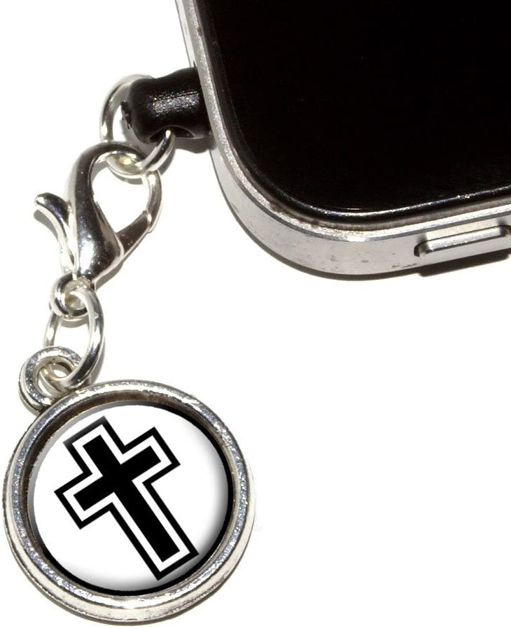 Cross - Christian Religious Universal Phoenix Mall 3.5mm famous Earphone Fit Headset