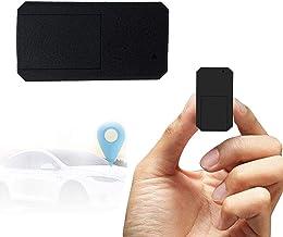 ZEERKEER Mini GPS Tracker Magnetic Mini GPS Locator Anti-Theft Anti-Lost Real Time Micro GPS Tracking Device for Kids, Eld...