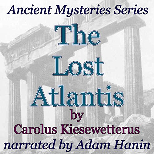 The Lost Atlantis audiobook cover art