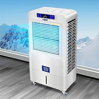 LVYI Individual móvil del refrigerador de aire y de consumo Comercial Aire acondicionado Ventilador Refrigerado por agua de refrigeración del acondicionador de aire Pequeño 5000 Volumen de aire del ac