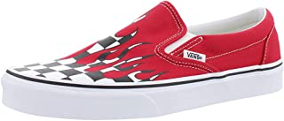 Best red flame checkerboard vans Reviews