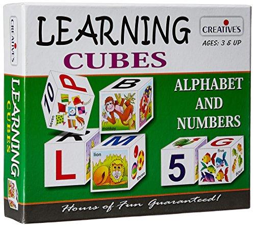 Creative Educational - Juego Educativo, de 1 a 4 Jugadores (CRE0637) (versión en inglés)