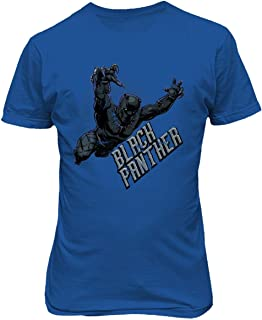 New Graphic Prowl Novelty Tee Panther Men's T-Shirt
