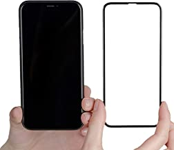 PEEL Screen Protector for iPhone 11 | Premium Edge-to-Edge Tempered Glass Provides Protection from Impact, Drops and Scratches | Ultra Clear & Flawless Touch Screen Functionality