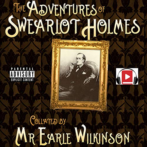The Adventures of Swearlot Holmes cover art