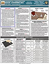 Residential Construction Roof Assemblies Quick-Card based on the 2015 IRC