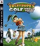 Everybody's Golf - World Tour [Edizione : Germania]