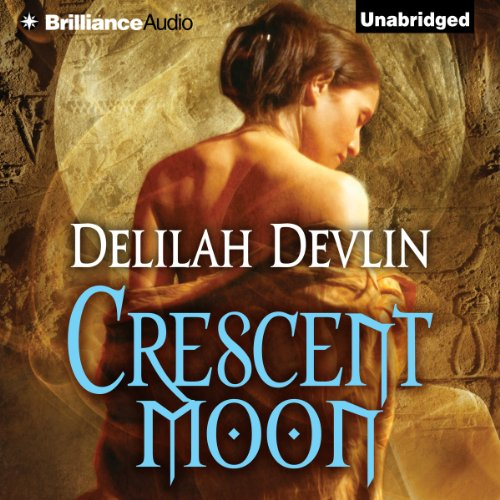 Crescent Moon audiobook cover art