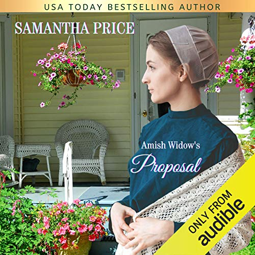 Amish Widow's Proposal Audiobook By Samantha Price cover art