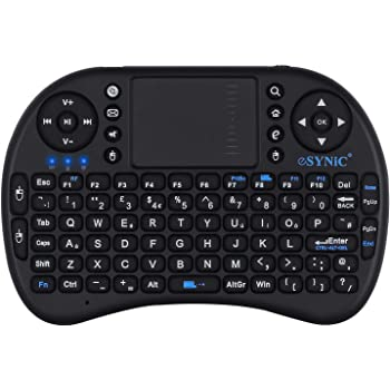 Remote Control for YouTube Black Wireless Mini Keyboard /& Mouse Easy Control Browser for Digihome 55292UHDFVP 55