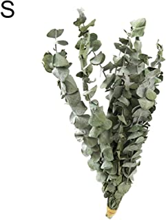 Plantas sintéticas, 10 piezas/ramo de flores secas, ramas
