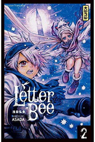 Letter Bee - Tome 2 (Shonen)