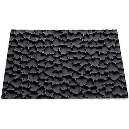 Silikomart Tapis de cuisson silicone- Noir, 250 x 185 x 6 mm