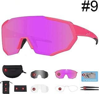 Women Polarized Cycling SunGlasses MTB Bicycle Cycling Eyewear Cycling Glasses Mountain Racing Bike Goggles