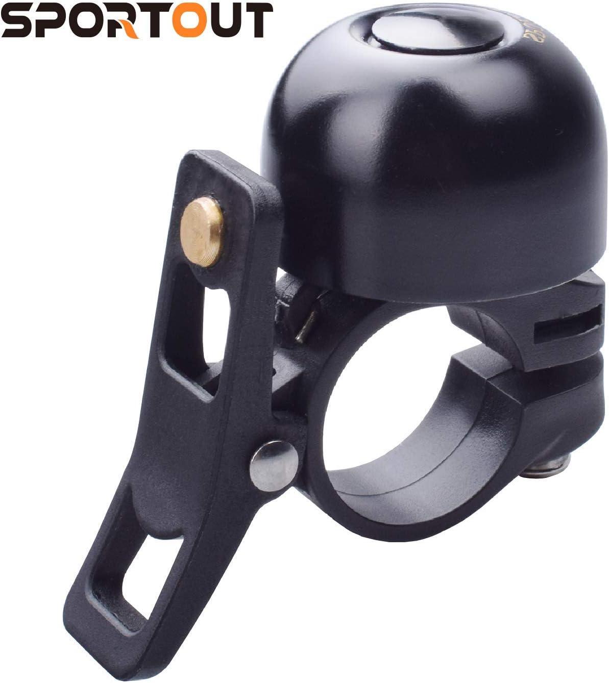 Sportout Ultra-Cheap Deals Copper Alloy Bike Bell Loud Bicycle Classic List price Soun