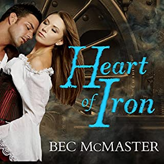 Heart of Iron audiobook cover art