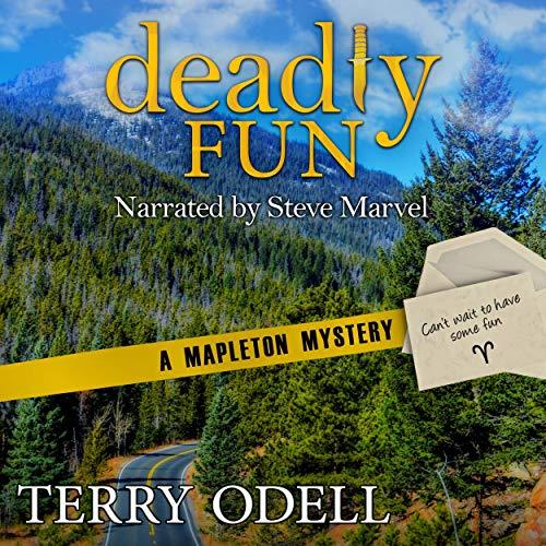 Couverture de Deadly Fun