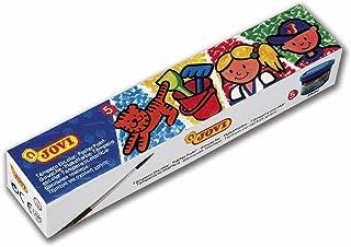 Jovi-724898 Pack de 5 Botes de témpera Escolar, 35 ml,, 505