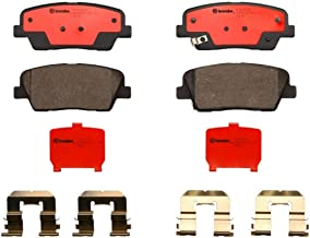 Brembo P30063N Rear Brake Pad Set