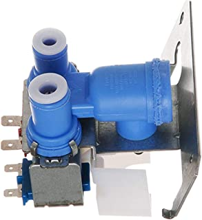 WR57X10032 Refrigerator Water Valve Replacement for GE General Electric Hotpoint Kenmore Replaces WR57X10040 WR57X10051 AP3672839 PS901314 by TOPEMAI