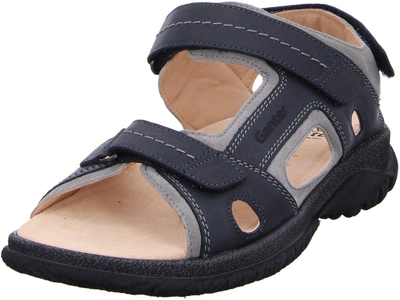 Ganter Ganter Ganter herrar mode Sandals blå blå  kostnadseffektiv