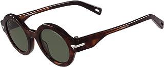 نظارة شمسية للجنسين من جي ستار للبالغين GS604S-725 4424، بلون اخضر فاتح