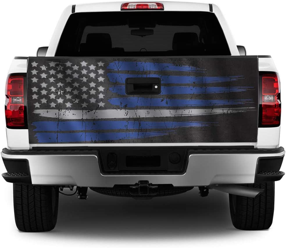 Truck Tailgate Wrap Surfing The Universe HD Decal Graphics MightySkins Professional Grade 3M Material Universal Fit for Full Size Trucks/ Weatherproof/ /& Car Wash Safe/ Made in The U.S.A.