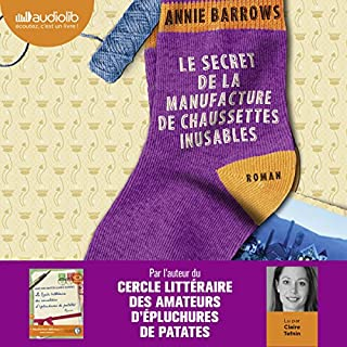 Couverture de Le secret de la manufacture de chaussettes inusables