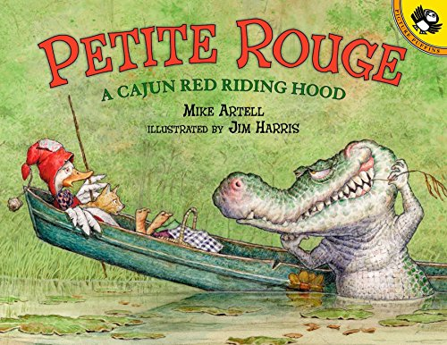Petite Rouge: A Cajun Red Riding Hood (Picture Puffins)