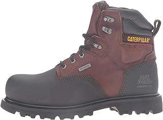 حذاء كريستون الرجالي المقاوم للماء من كاتربيلر مقاس 15.24 سم بتصميم تيكساس كومب تو صناعي