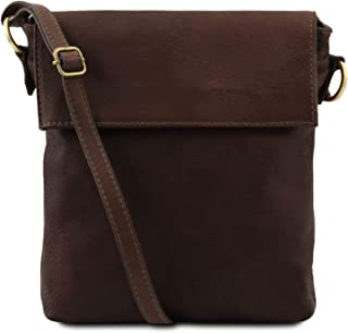 Tuscany Leather Morgan Borsa a tracolla in pelle