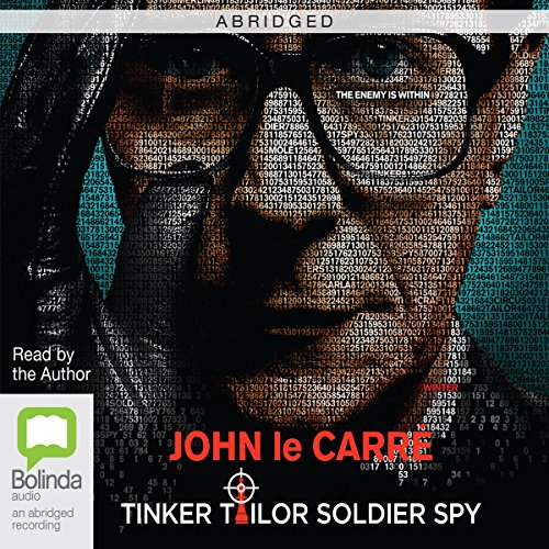 Tinker Tailor Soldier Spy (Abridged) audiobook cover art