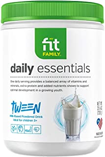 My Fit Family Daily Essentials Nutrition Powder, Tween