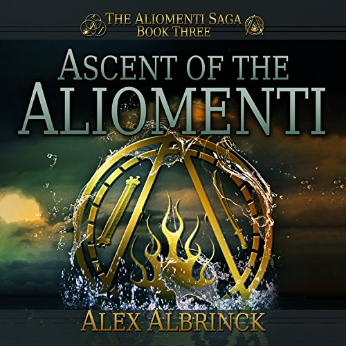 Ascent of the Aliomenti audiobook cover art