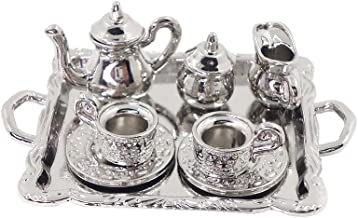 sterling silver dollhouse miniatures