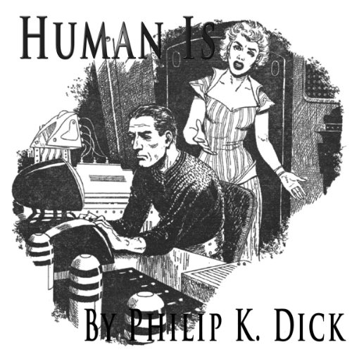 Human Is audiobook cover art