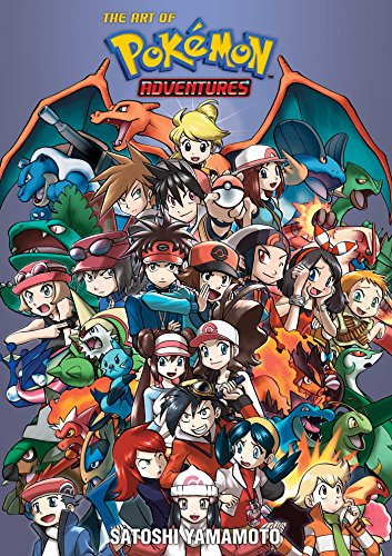 Pokémon Adventures 20th Anniversary...