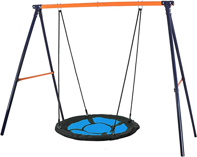 Home Garden Swing Set Combo - Best Swing Sets For Small Yards