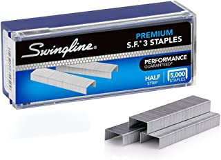 Swingline Staples, S.F. 3, Premium, 1/4