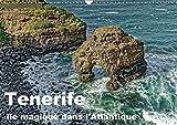 Tenerife El Mágico en l Atlantique calendario pared 2018