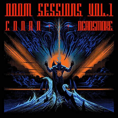 Doom Sessions-Vol.1 (Red Solid Vinyl) [Vinyl LP]