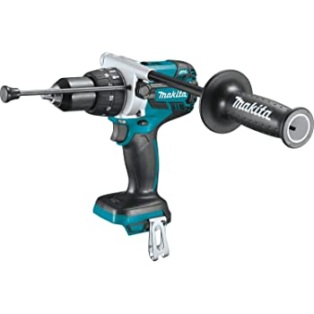 "Makita XPH07Z 18V LXT Lithium-Ion Brushless Cordless 1/2"" Hammer Driver-Drill, Tool Only (Renewed)"