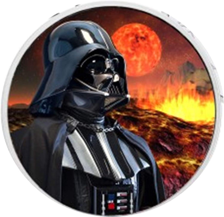 distribución global 2017 Nation of Niue, Estrella Estrella Estrella Wars Darth Vader Imperio Galáctico. 999 Plata Pura, Colorado, Solo 217 Menta, no una reproducción  bienvenido a orden