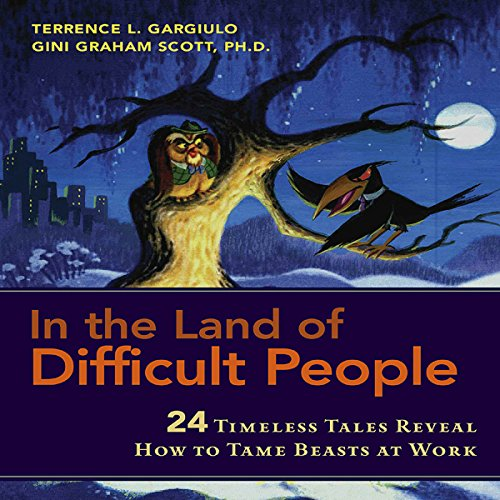 In the Land of Difficult People audiobook cover art