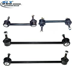 DLZ 4 Pcs Suspension Kit-2 Front 2 Rear Stabilizer Sway Bar Compatible with 2011-2015 Mini Cooper Countryman 2013-2015 Mini Cooper Paceman