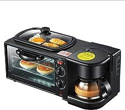 Mini-Four Multifonction Trois-en-Un Machine à Petit-déjeuner - Petit Gril électrique portatif 9L - contrôle de température...