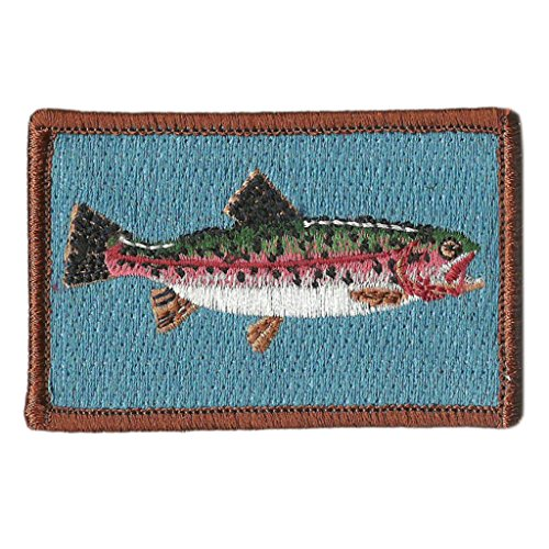 Wildlife Tactical Patch - Trout