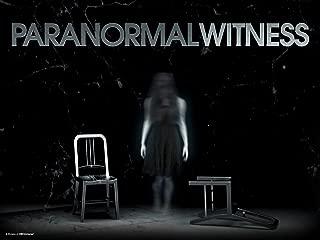 Paranormal Witness Season 1