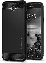 Spigen Rugged Armor Designed for Samsung Galaxy J7 Case / J7 Prime Case / J7 Sky Pro Case / J7 Perx Case (2017) - Black
