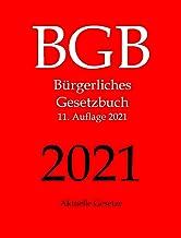 BGB, Bürgerliches Gesetzbuch, Aktuelle Gesetze (German Edition)
